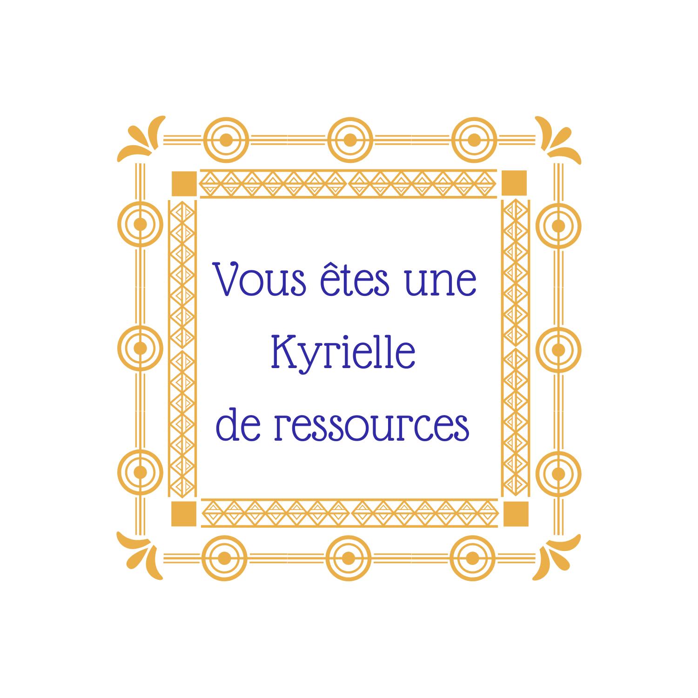 Kyrielle de ressources